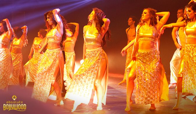 First bollywood dance tips