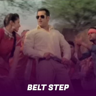 Bollywood Belt Step
