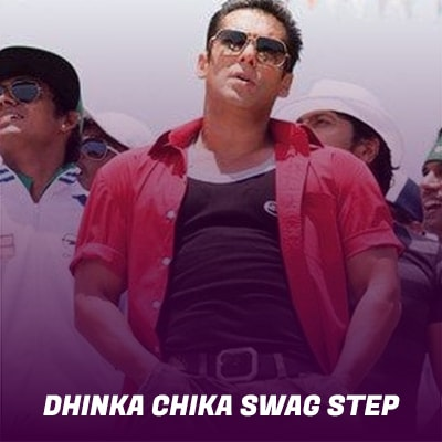 Bollywood Swag Steps