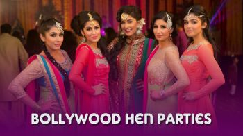 Bollywood Hen Party