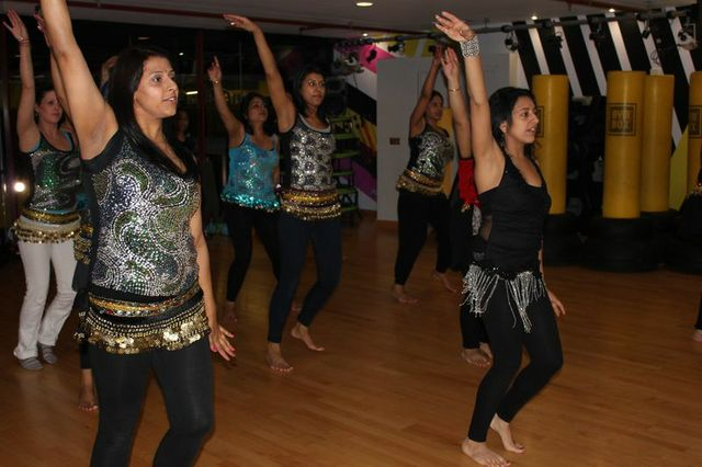 Bollywood Hen Parties